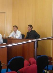 Nuestros concejales, Enrique Santafosta y Enrique Ferrer