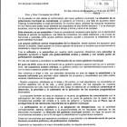 Respuesta a GUANYEMSAB (Conformación nuevo gobierno)